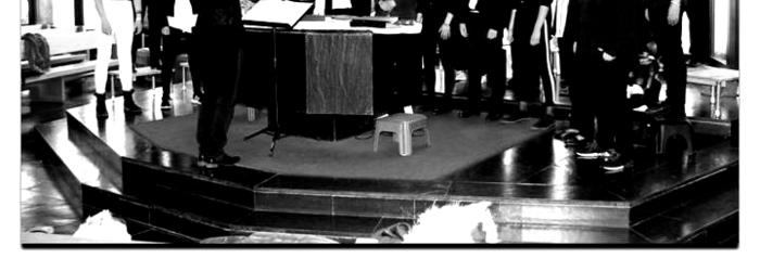 Concert à la Chapelle des Missions au Bouveret