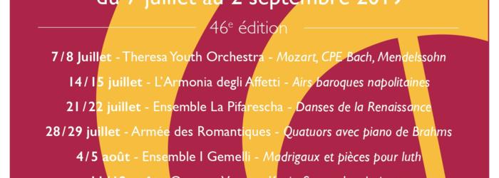 Concert d'été à St-Germain