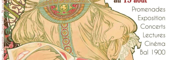 Affiche du festival Evian la Belle Époque @ Café Europa - Evian.