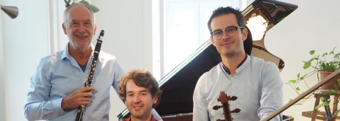 Trio Théophile, J.-Ph. Scalbert, E.Métral, Th. Aubry Jean-Philippe Scalbert
