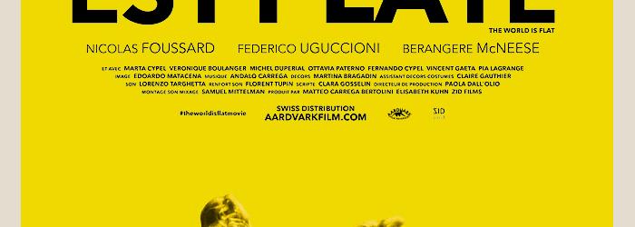 Affiche du film Zidfilms/ La Terre est plate