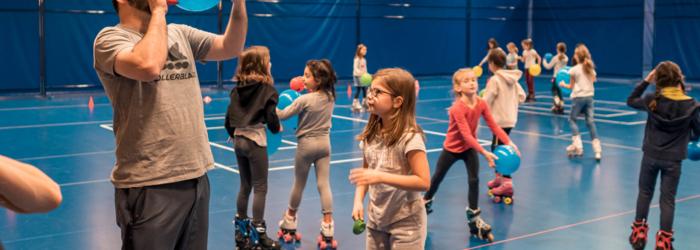 Swiss RollerSchool Disco Swiss RollerSchool