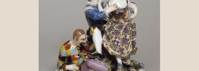 Meissen - Folies de porcelaine