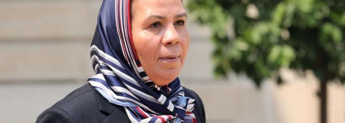 Mme Latifa IbnZiaten (Photo : DR)