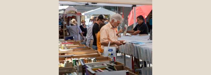 Marché du livre de St-Pierre-de-Clages Photoval.ch