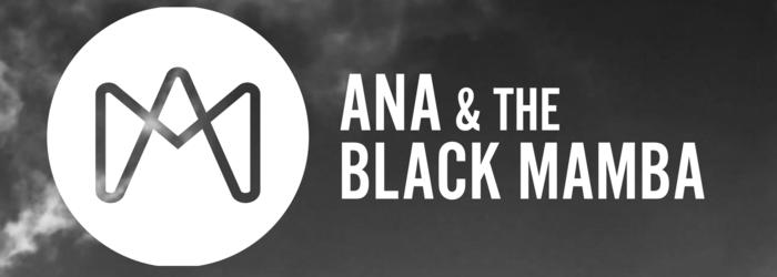 logo ana ana and the black mamba