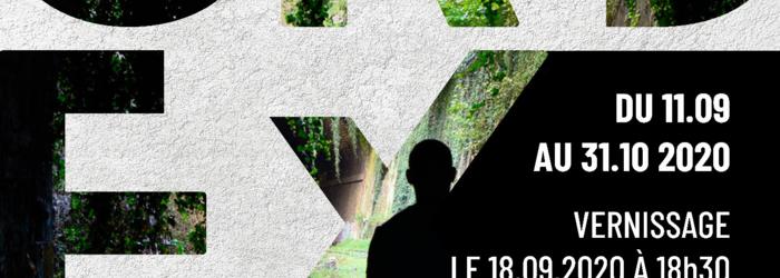 Affiche de l'exposition Raphaël Delessert