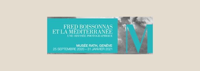 Exposition Fred Boissonnas DR