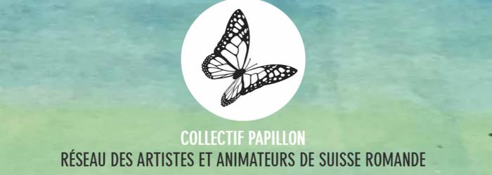 Bannière Collectif Papillon Collectif Papillon