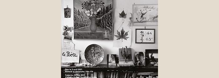 Michel Lorand, Camera Anima © Photo Erling Mandelmann, 1964