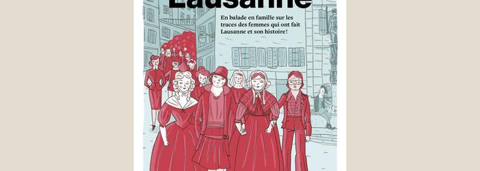 ELLES comme Lausanne Ville de Lausanne