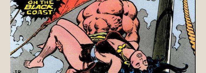Le mythique Conan s'expose à BDFIL