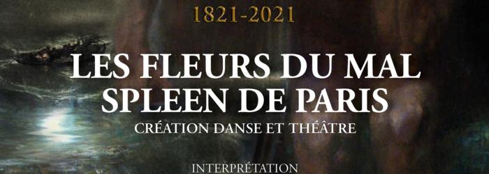 baudelaire affiche officiel c studiotheatre