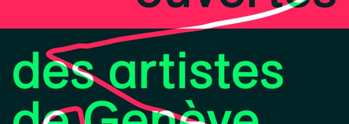 Ateliers portes ouvertes des artistes de Genève Halle Nord