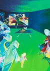 René Myrha, La Mélancolie, 1986, acrylique sur toile, phot. J. Bélat © l'artiste René Myrha