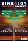 Concerts The gospel Road Sing4Joy