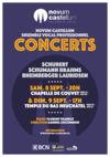 Affiche Concerts Septembre Novum Castellum