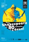 Affiche Tout Shakespeare en 80 minutes… et à deux !