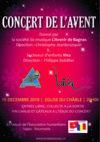 Concert de Noël Avenir de Bagnes