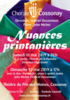 Nuances printanières - Chorale de Cossonay