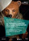 Le premier concert de l'ours Paddington HEMU
