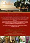 Flyer Balade gourmande 2019 (c) Vins Mont-sur-Rolle
