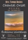 Évasions Lointaines - Chantal Orsat - Huiles