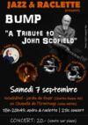 BUMP, A Tribute to John Scofield Jazz-raclette