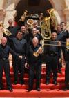 Brass Ensemble Dix de cuivre libre de droits