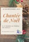 Chantée de Noël 2019