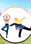 logo yoga & clown intérieur