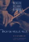 Bach en Vieille Ville Caroline Bruegger