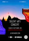 Silent Wifi Concert - château d'Aigle