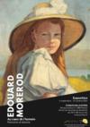 Edouard Morerod - Affiche Fondation l'Estrée