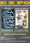 Khrissy & Oranan Sticht